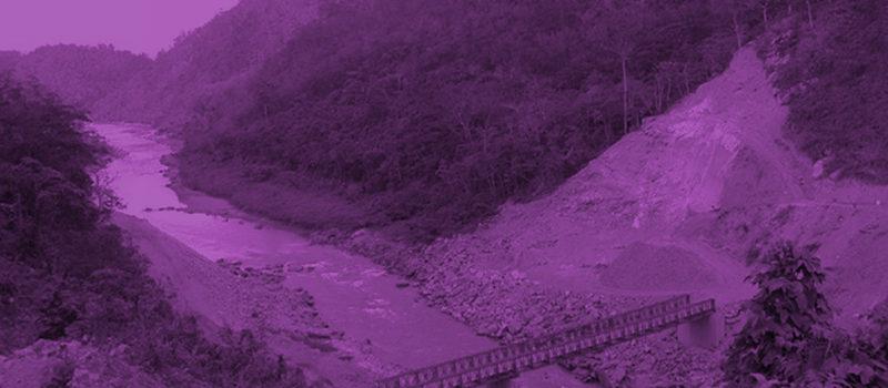 Persiste la concesión ilegal del río Gualcarque