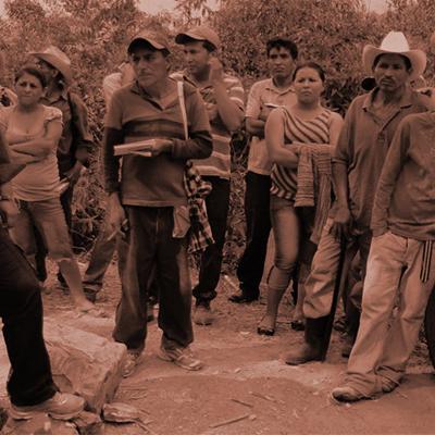 Ataques a la comunidad de Río Blanco: una cronología de la violencia