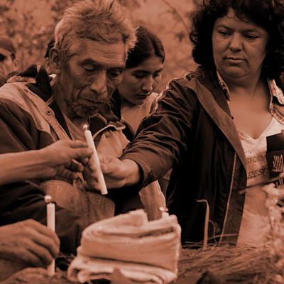"""""""Ley Nájera"""":  una normativa para el despojo de las comunidades indígenas en Honduras"""