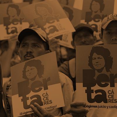 El legado de Berta Cáceres
